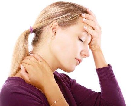 Thiếu máu não gây ra đau đầu, chóng mặt thường xuyên